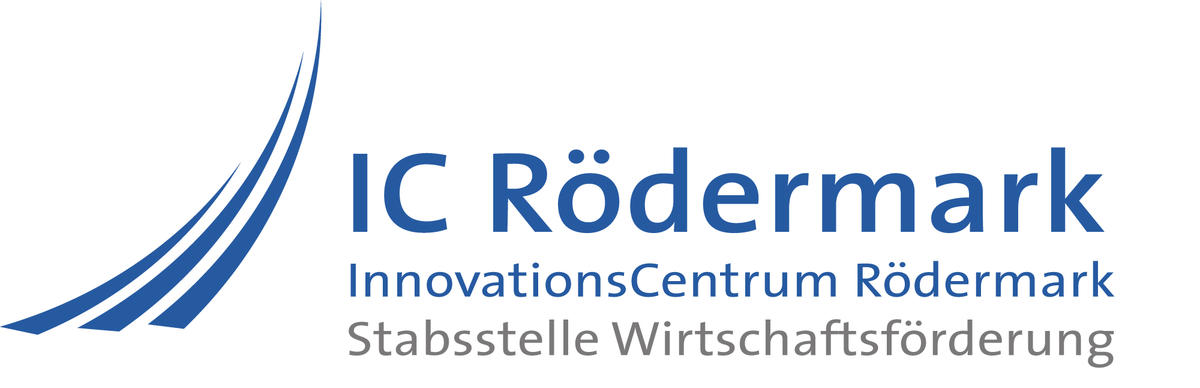 InnovationsCentrum_Rödermark - Logo