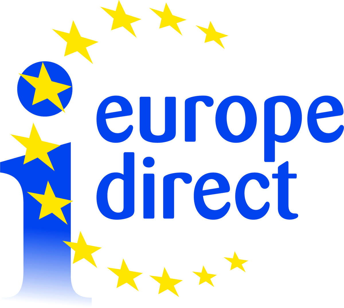 Europe Direct Relais Rhein-Main - Logo